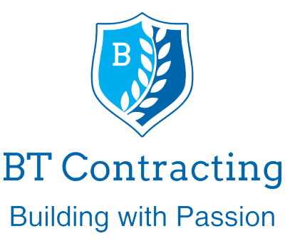 BT Contracting's logo